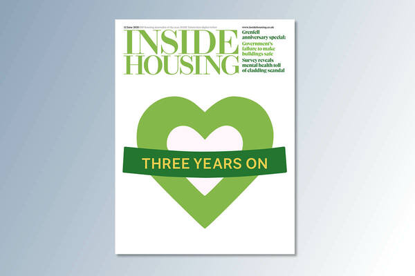 12 June digital edition of Inside Housing out now