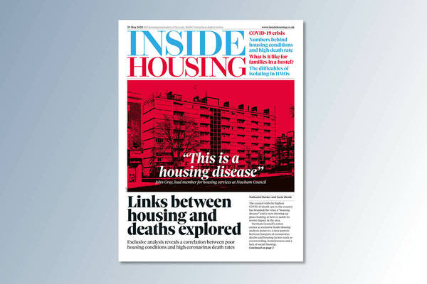 29 May digital edition of Inside Housing out now