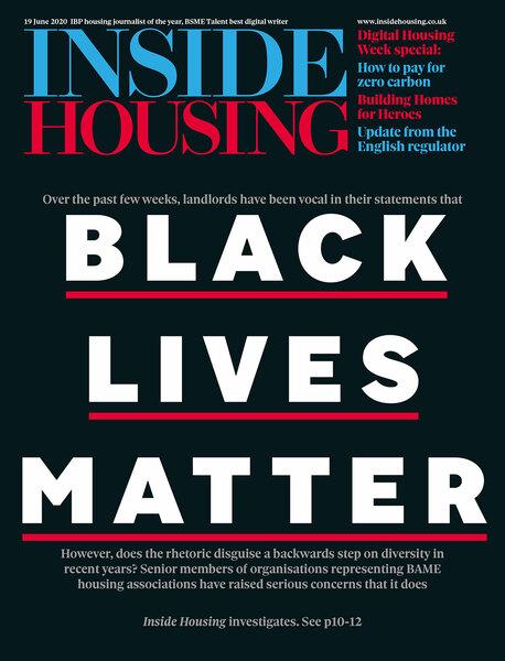 Inside Housing Digital Edition – 19 June 2020