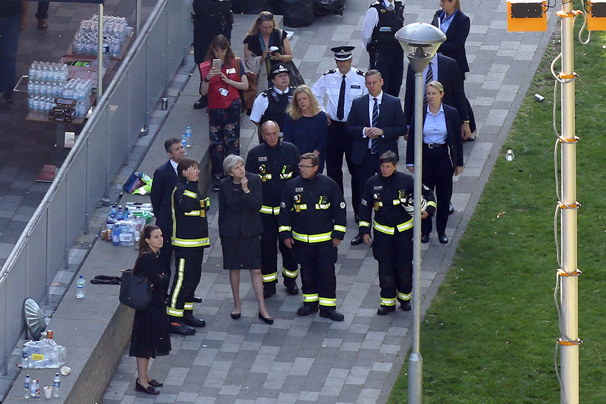 Timeline: the three years since Grenfell 2