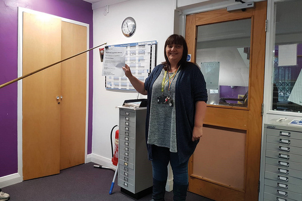 A week in the life of… a foyer manager