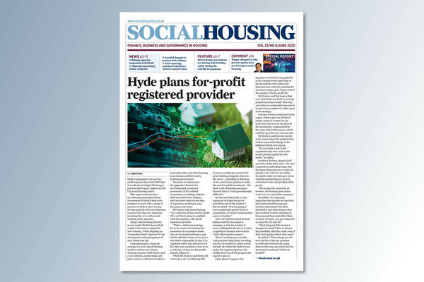June digital edition of Social Housing out now