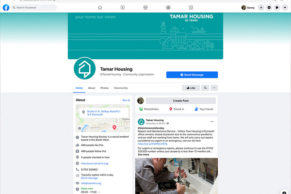 How landlords are using social media to engage residents 3