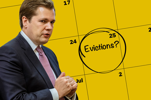 Pressure builds on government to extend evictions ban as deadline looms