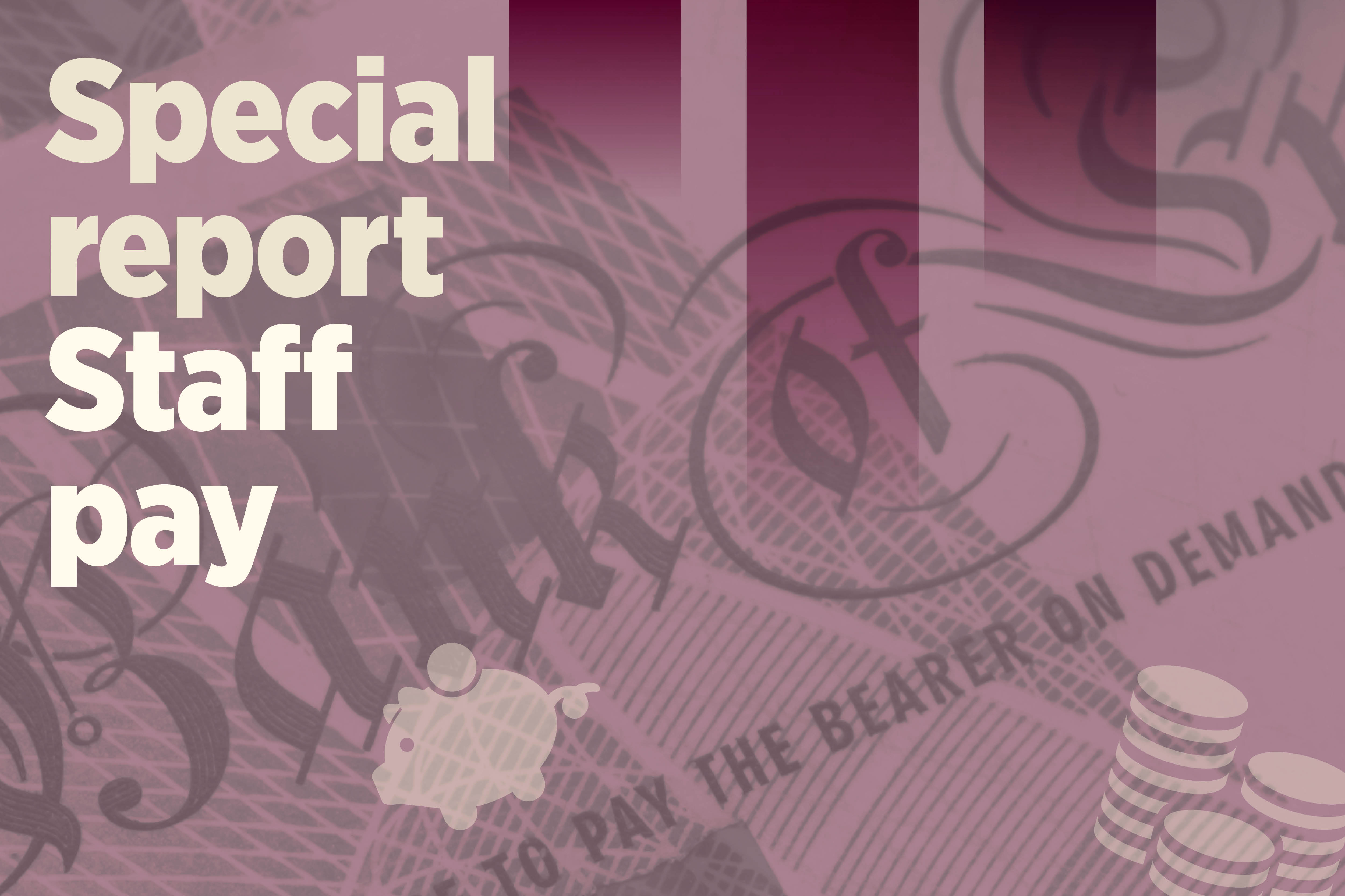 Special report: staff pay rises 3.2% in a year at UK's biggest associations