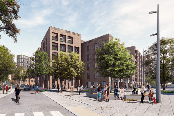 Southwark Council approves acquisition of 581 homes from NHG regeneration scheme