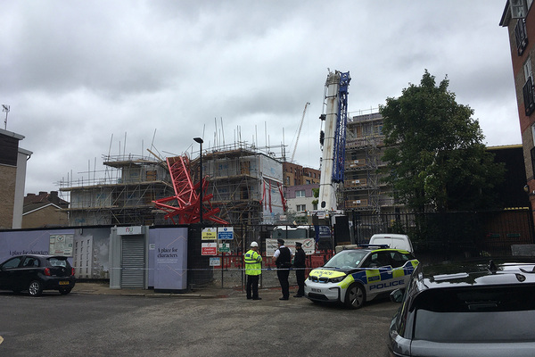 Swan bosses promise transparency in investigation into east London crane collapse