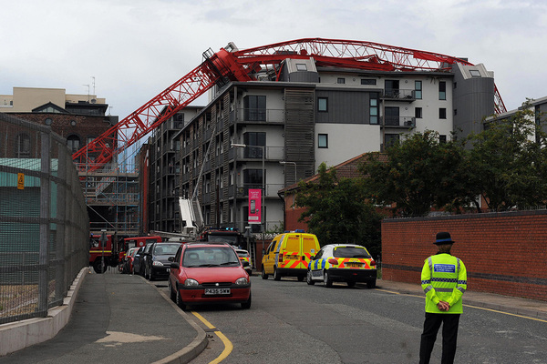 Deadly accidents: a timeline of recent crane collapses in the UK