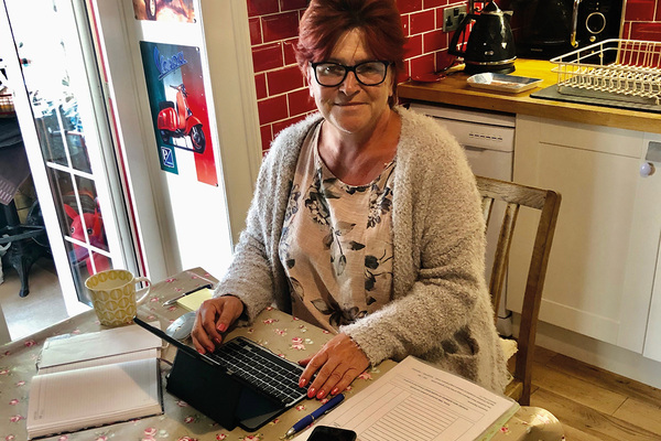 A week in the life of... a support worker