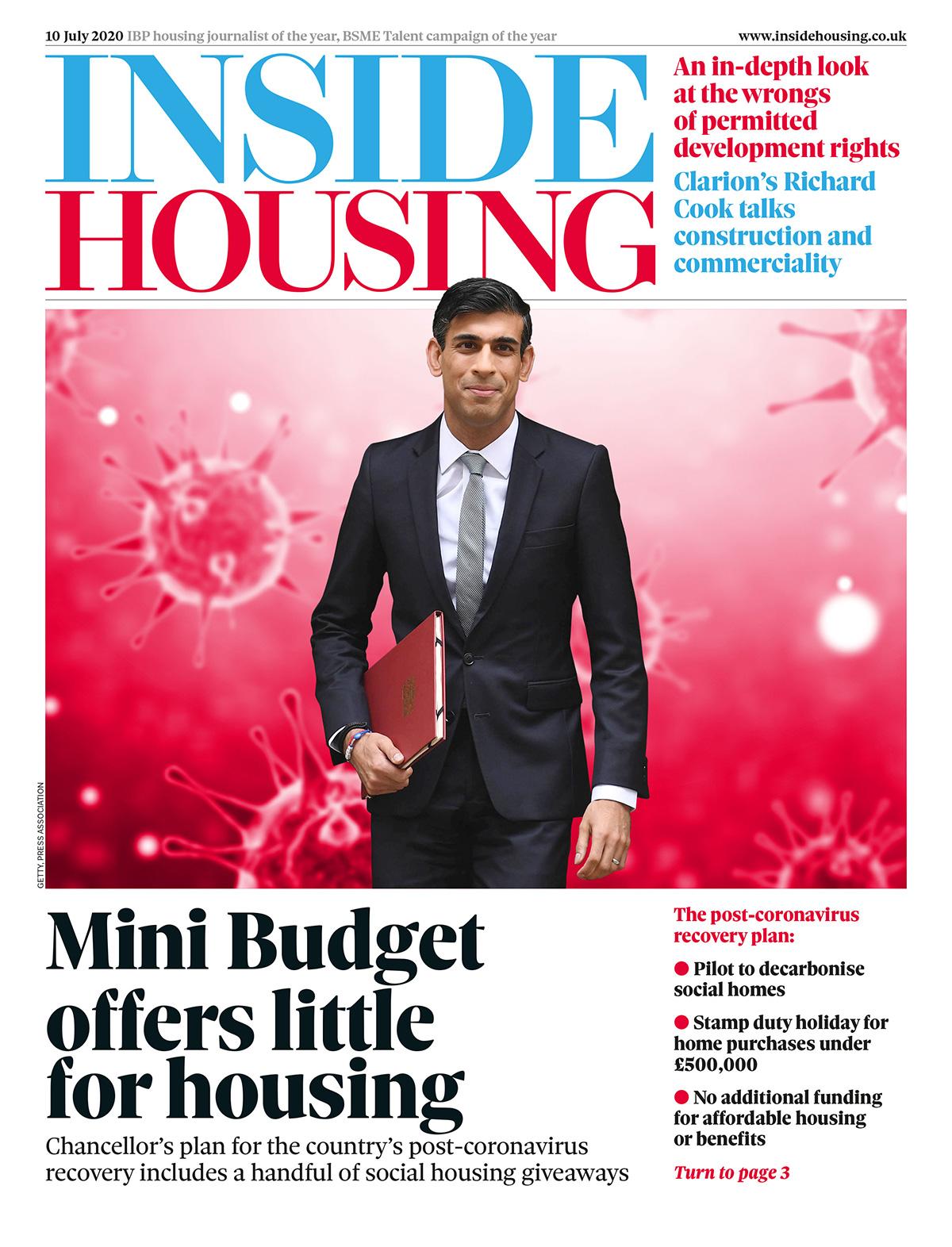 Inside Housing Digital Edition – 10 July 2020
