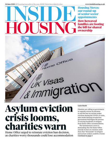 Inside Housing Digital Edition – 26 June 2020