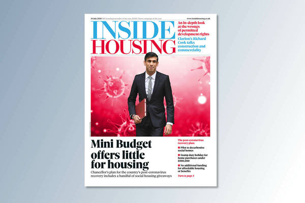 10 July digital edition of Inside Housing out now