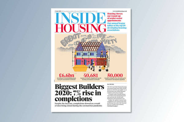 17 July digital edition of Inside Housing out now