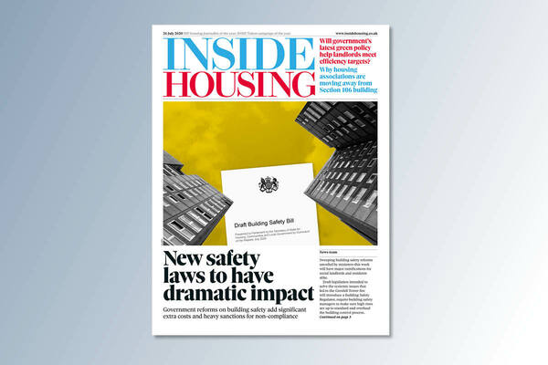 24 July digital edition of Inside Housing out now