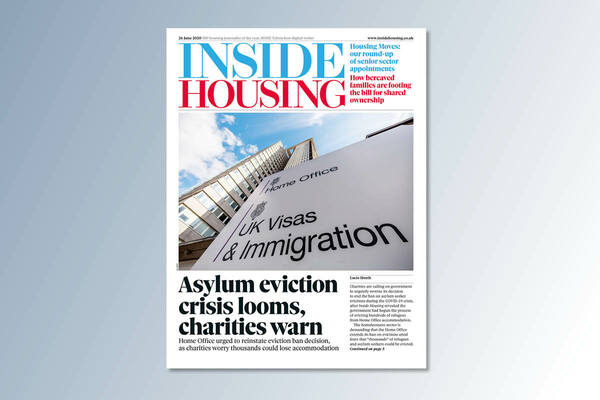 26 June digital edition of Inside Housing out now