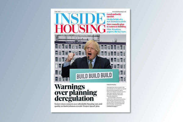 3 July digital edition of Inside Housing out now