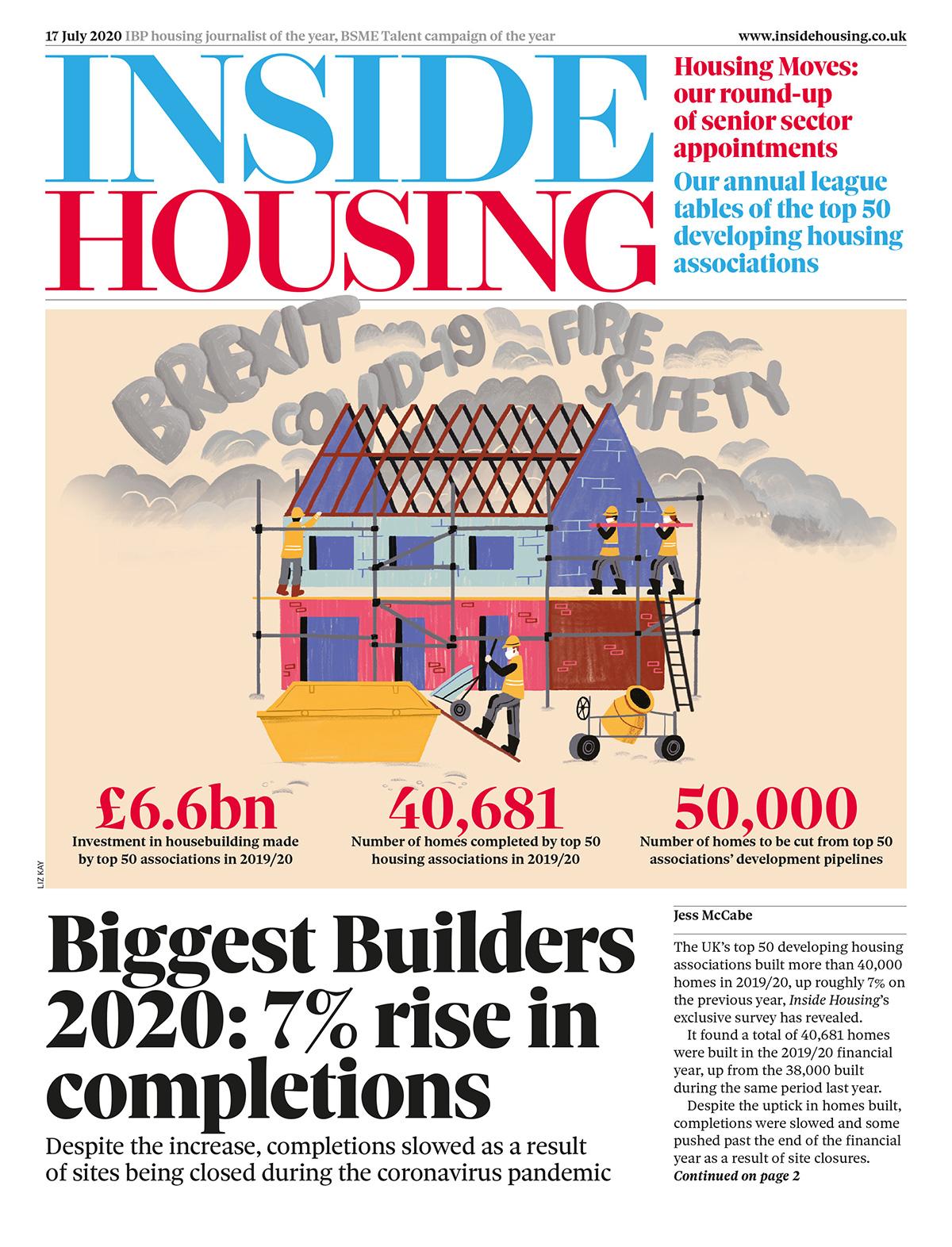 Inside Housing Digital Edition – 17 July 2020