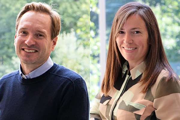 Housing association makes two new appointments to executive team