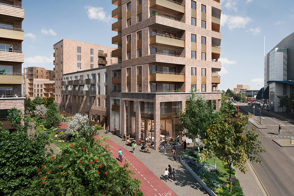 Havering Council and Wates Residential submit £1bn estate regeneration plans