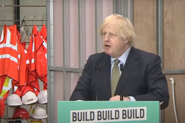 Johnson's Project Speed promises 'most radical planning reforms since World War II'
