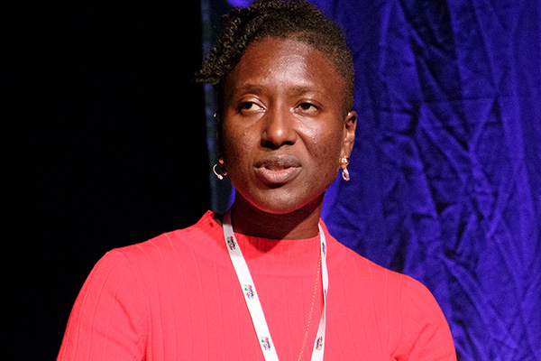 Adunni Adams, head of delivery at Catalyst