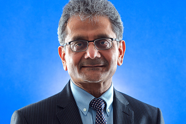 Dilip Kavi, chief executive of PA Housing