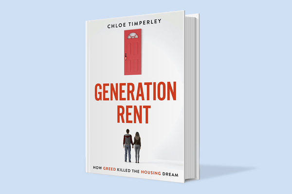 The reality of renting: an extract from Generation Rent