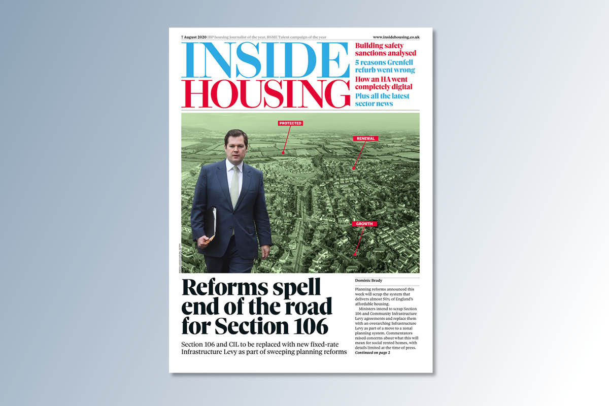 7 August digital edition of Inside Housing out now
