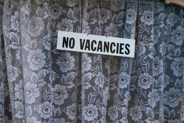 Almost 100,000 households living in temporary accommodation during first months of pandemic