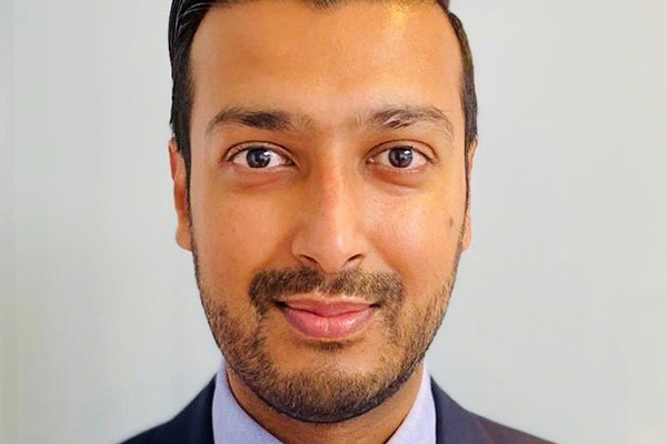 Shahi Islam, head of affordable housing at Homes England