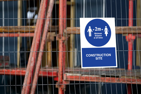 Network Homes warns completions will be hit by social distancing on building sites