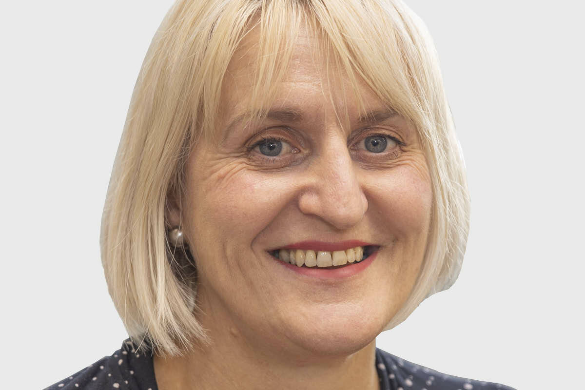 Anne Costain is the new corporate finance director at Stonewater