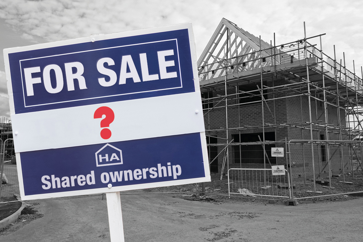 Sector fears shared ownership will become 'financially unviable' following government overhaul