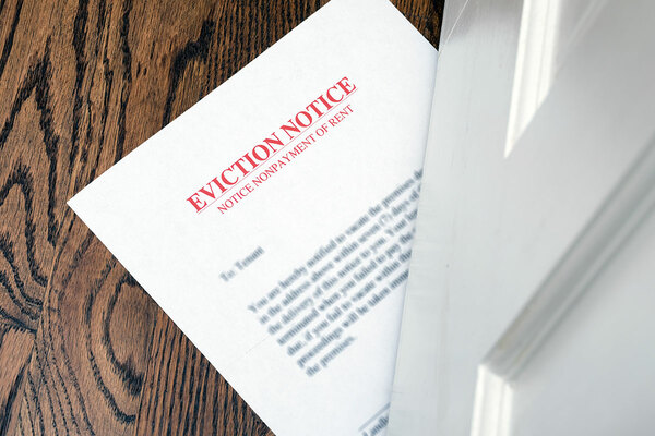 Eviction notice periods reduced to four months from June