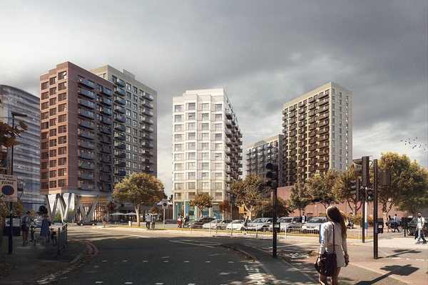 Jenrick steps in to approve 441-home L&Q scheme rejected by council