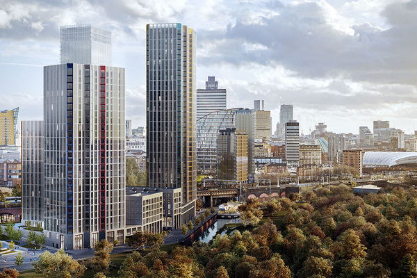 RP partner needed to develop affordable housing on £1bn Northern Gateway scheme