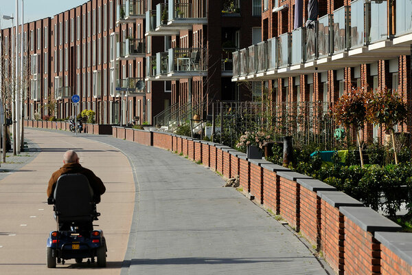 'Mobility scooters can be a real fire risk'