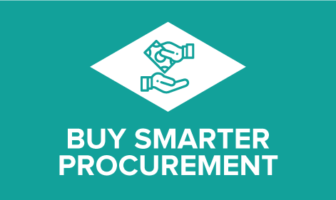 Buy smarter procurement