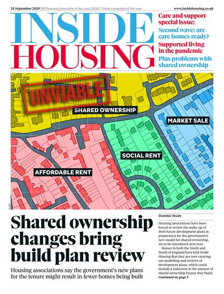 Inside Housing Digital Edition – 25 September 2020