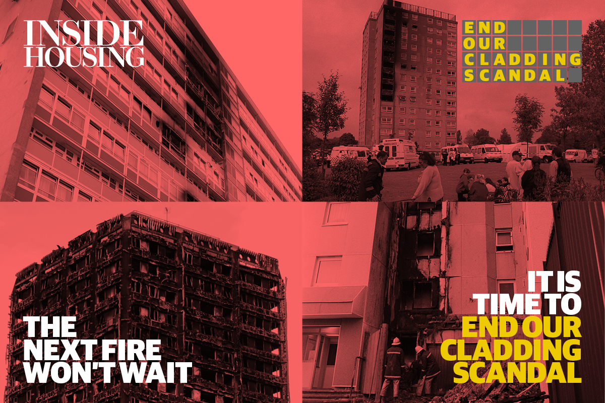 The next fire won't wait. Here are the 10 steps to End Our Cladding Scandal