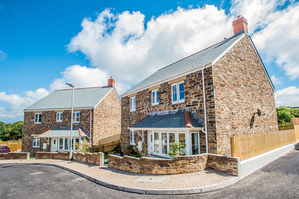 LiveWest's new homes in Cornwall are built to a high EPC rating