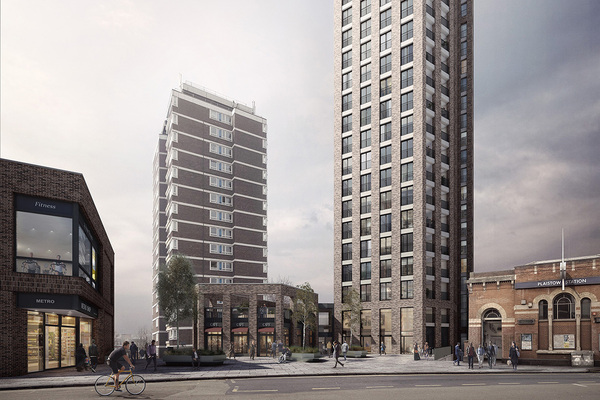 Council-owned housing company appoints Vistry to deliver London regeneration project