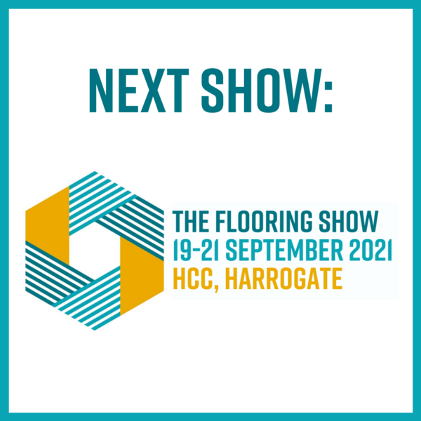 The Flooring Show moves to September 2021