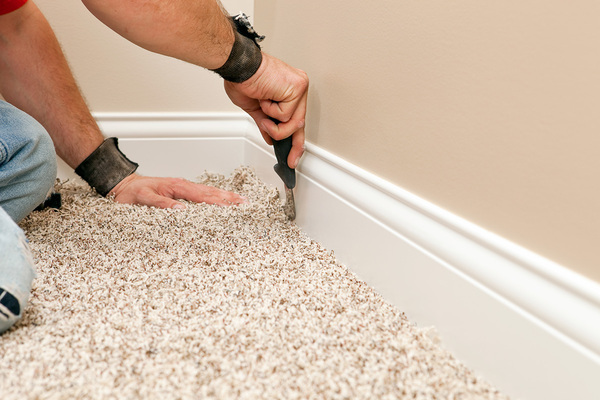 Welsh social landlords urged to provide flooring in new lets as research reveals impact on tenants