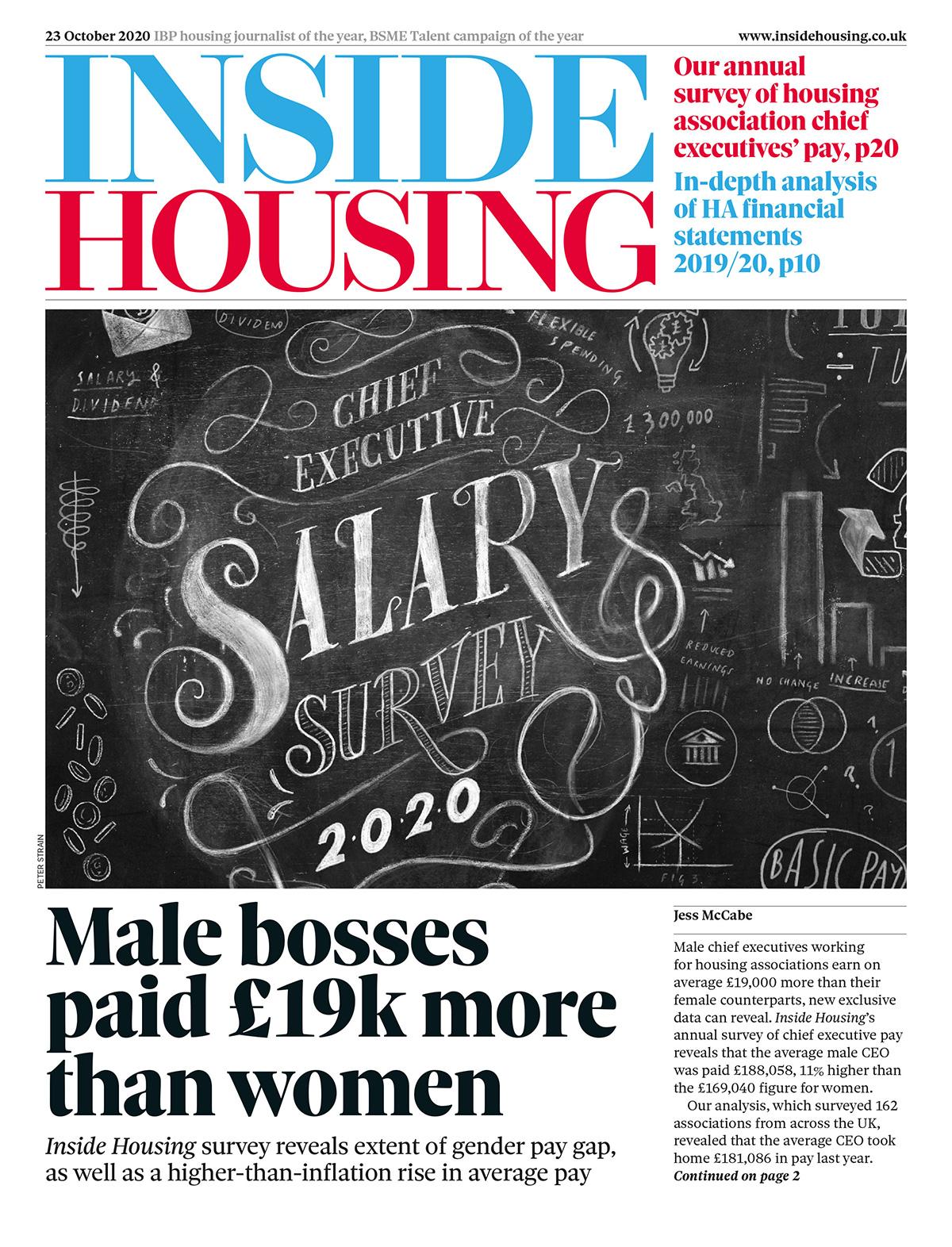 Inside Housing Digital Edition – 23 October 2020