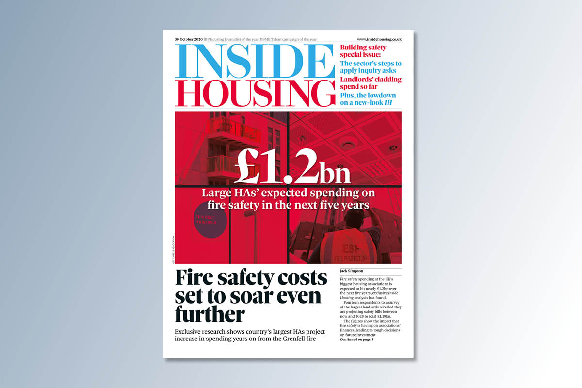 30 October digital edition of Inside Housing out now