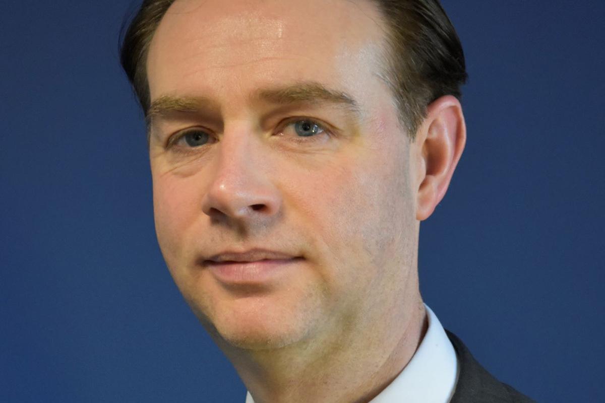 Jonathan Wallbank, group finance director, Orbit