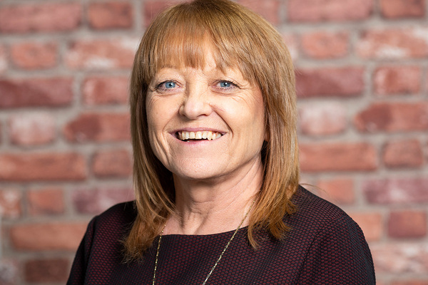 Sue Sutton will become chief executive in January 2021