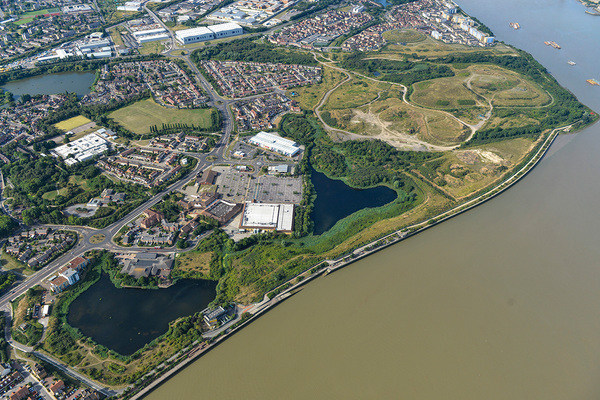 Peabody launches design competition for £8bn Thamesmead development