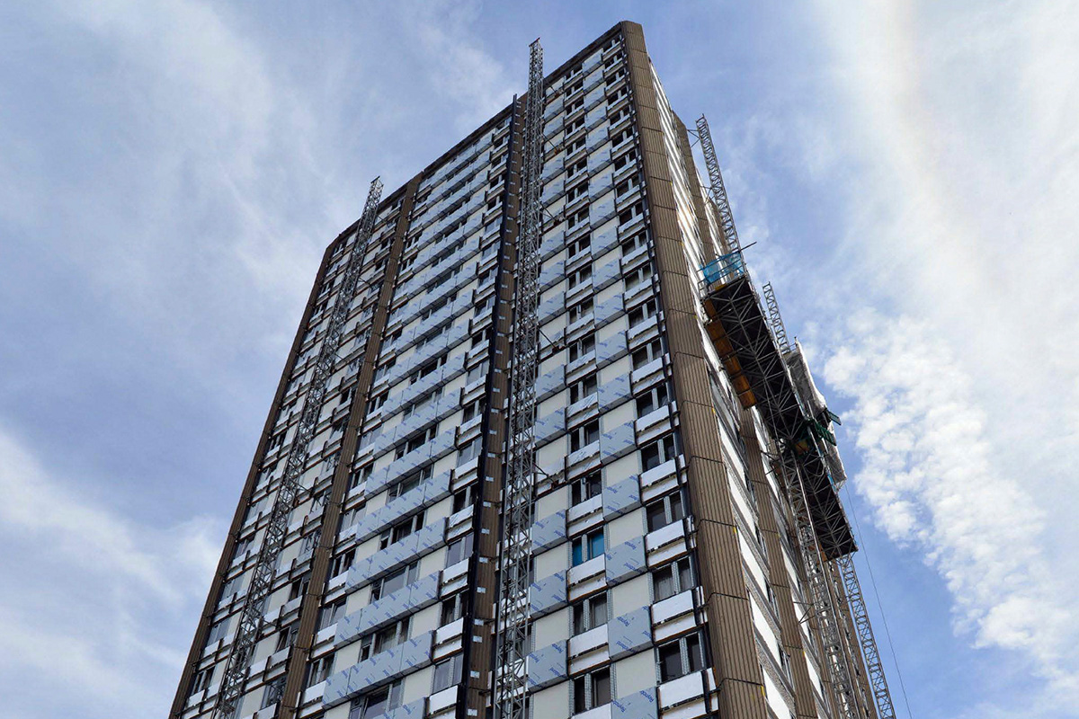 How the products used in Grenfell Tower's cladding system were tested and sold